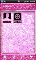 Screenshot of Go Contact Zebra Heart Theme 4
