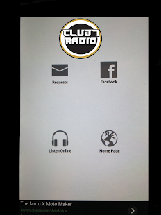 Club7 Radio - screenshot