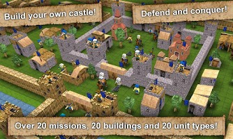 Screenshot of Battles And Castles