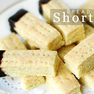 3-Ingredient Shortbread Cookie