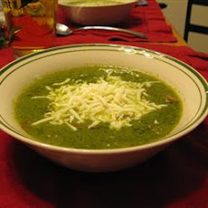 Swampy Green Soup
