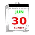 Calc Calendar icon