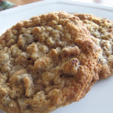 Oatmeal Maple Cookies