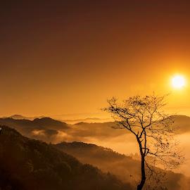by Bayoue Zantoso - Landscapes Sunsets & Sunrises