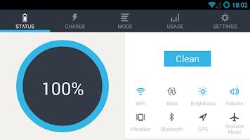Screenshot of Solo Battery Saver