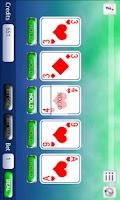 Screenshot of Fun Video Poker