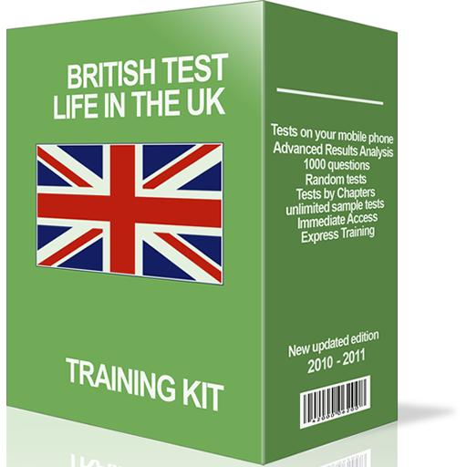 Life in the UK Test - Training 書籍 LOGO-阿達玩APP