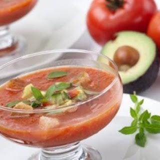 Tomato Gazpacho With Pineapple Recipes