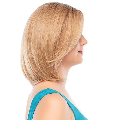 Evolution Cap shoulder length wig
