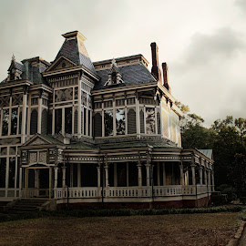 Abandoned Victorian House by Michael Gonzalez - Buildings & Architecture Decaying & Abandoned ( victorian house, neglected, abandoned place, abandoned victorian, abandoned )
