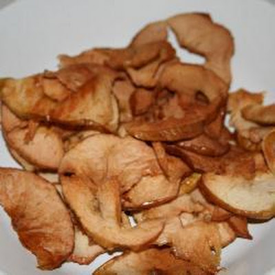 Homemade Apple Crisps