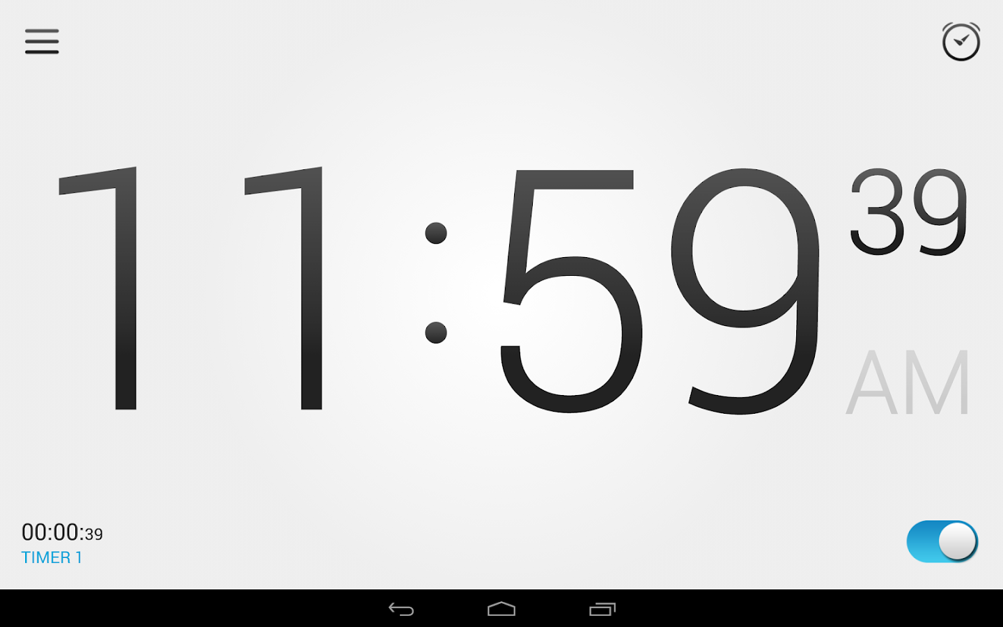 Alarm Clock Screenshot 11