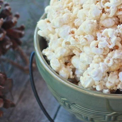 No Bake Caramel Corn