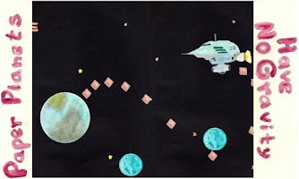 Screenshot of Paper Planets Have No Gravity