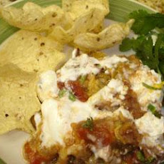 Awesome Taco Dip