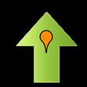 Send My Location icon