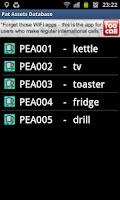 Screenshot of PAT Electric