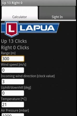 Lapua Ballistics