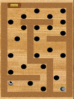 Screenshot of Tilt Labyrinth