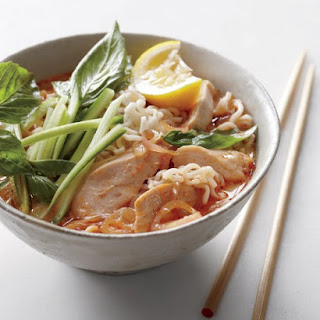 Coconut-Curry Noodle Soup