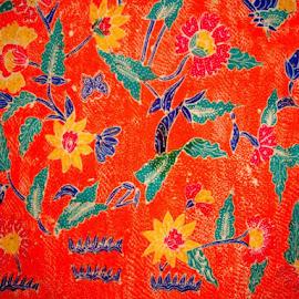 batik by Firman Guendut - Painting All Painting