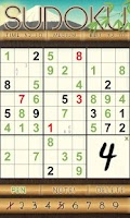 Screenshot of Sudoku - S Pen