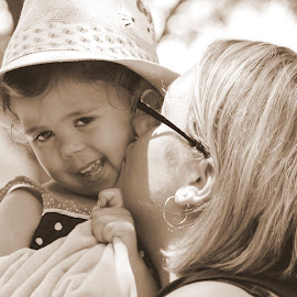Mommy and Mia by Rhonda Mullen - Babies & Children Children Candids