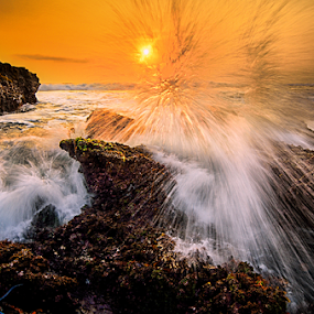 double by Raung Binaia - Landscapes Beaches ( bali, sunset, beach )