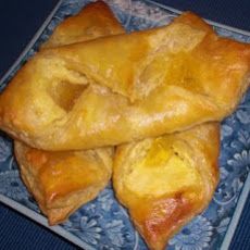 Almost Cheese Danish Turnovers
