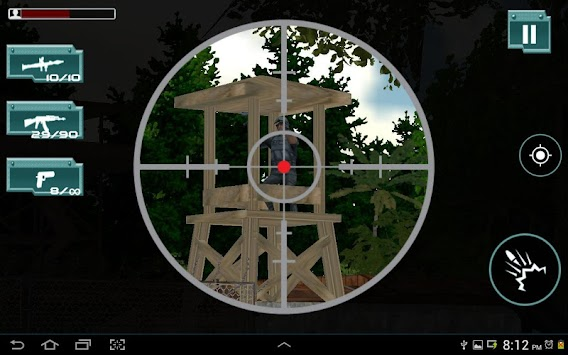 COMMANDO COUNTER STRIKE:ATTACK APK screenshot thumbnail 11