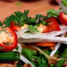 Chicken Curry Apple Stir-Fry Recipe | Yummly