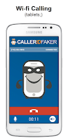 Screenshot of CallerIDFaker.com