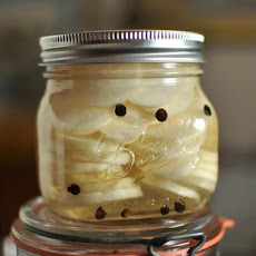 Sweet Pickled Daikon Radish