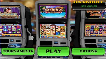 Screenshot of Kilauea - HD Slot Machine