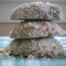 Lemon-Poppy Seed-Almond Cookies