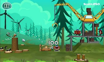 Screenshot of Beaver's Revenge™