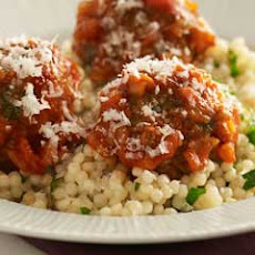 Baked Meatballs In Tomato-lime Sauce
