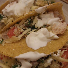 Quick N' Tasty Chicken Tacos