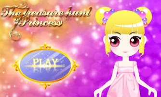 Screenshot of The treasure hunt of Princess