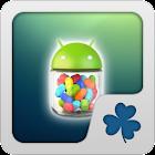 JB ICS GOWidget Theme icon