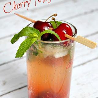 Cherry Mint Mojito Recipes