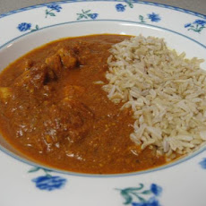Healthy Butter Chicken (Murgh Makhani)