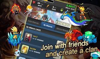 Screenshot of Monster Warlord
