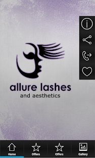 Allure Lashes and Aesthetics - screenshot