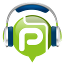 PVSTAR+ (YouTube Music Player) mobile app icon