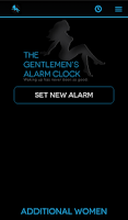 Screenshot of The Gentlemen's Alarm Clock