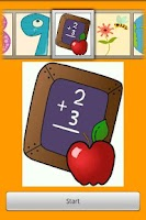 Screenshot of Kinder Puzzle Deutsch