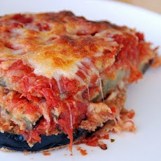 Eggplant Parmigiana - Weight Watchers