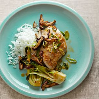 Black Cod In Soy Sauce Recipes