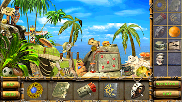 Screenshot of Treasures of Mystery Island